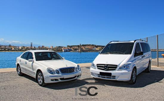 Taxi Service Crete