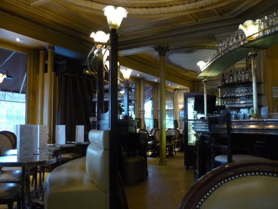 Die Schone Bar Picture Of La Fregate Paris Tripadvisor