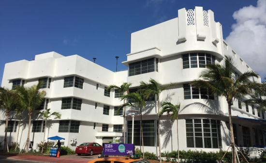 Hampton Inn Miami South Beach 17th Street Nice Building
