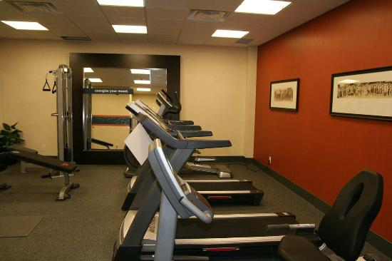 Elliot Lake, Kanada: Fitness Center