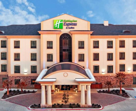 holiday inn express suites denton unt twu tx hotel reviews tripadvisor. Black Bedroom Furniture Sets. Home Design Ideas