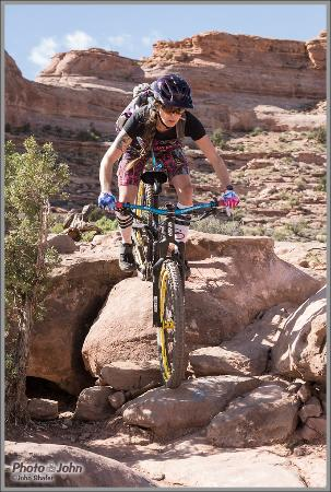‪Moab Mountain Bike Instruction‬