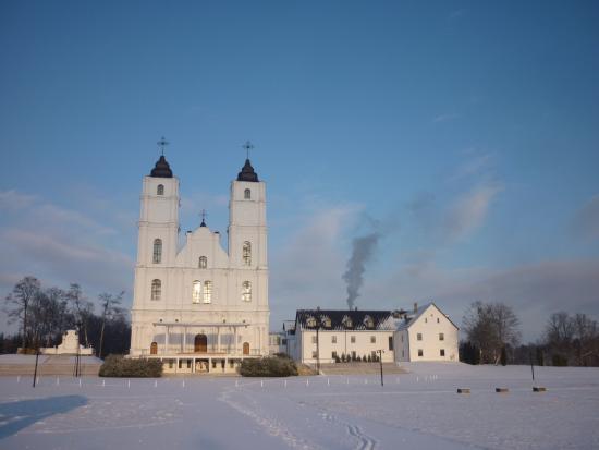 Aglona Basilica: Общий вид