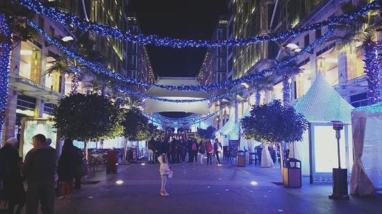 boulevard abdali amman jordan christmas 2015 picture of abdali rh tripadvisor co uk