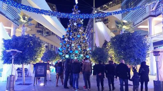 boulevard abdali amman jordan christmas 2015 picture of abdali rh tripadvisor com