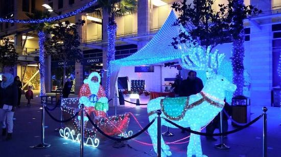 boulevard abdali amman jordan christmas 2015 picture of abdali rh tripadvisor ca