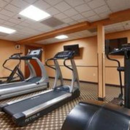 fitness express picture of best western grand victorian inn sayre rh tripadvisor co uk
