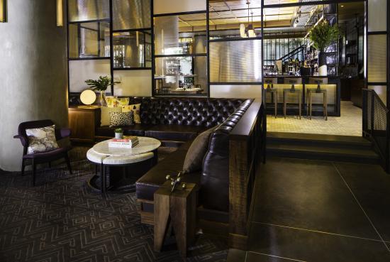Kimpton Hotel Eventi: Eventi Lobby