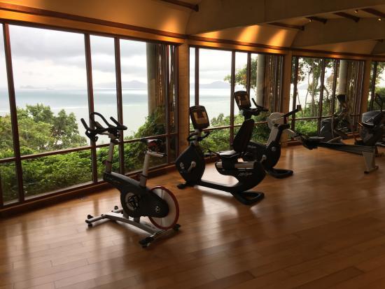 Laem Set, Tailandia: Fitness