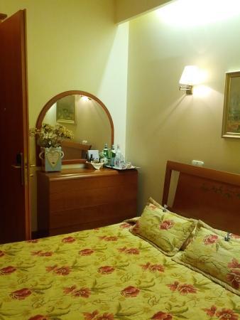 Pazaislis Park Hotel : удобная кровать