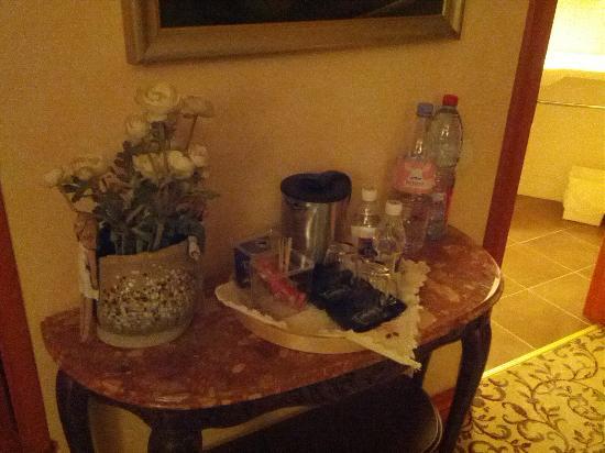 Pazaislis Park Hotel : столик