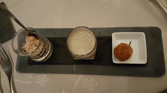 L'Auberge De L'Ancienne Brasserie: 20160115_192327_large.jpg