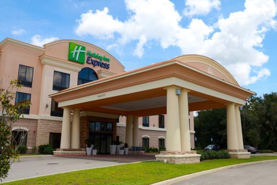 Perry, FL: Hotel Exterior