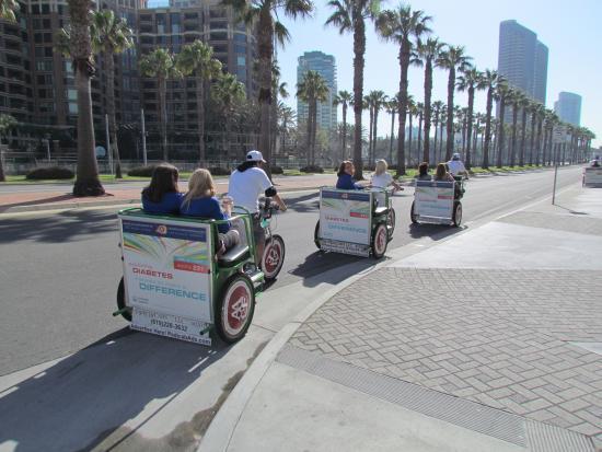 VIP Pedicab Tours