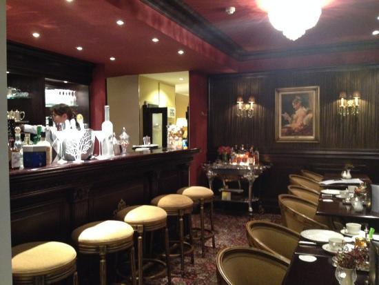 Hotel Heritage - Relais & Chateaux: Le bar de Bart!