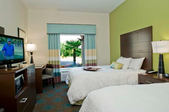 Anderson, SC: Two Queen Beds