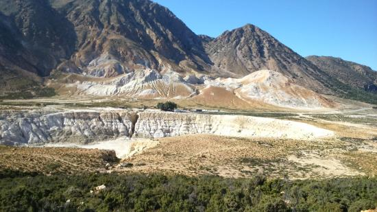 Stefanos Crater The Volcano