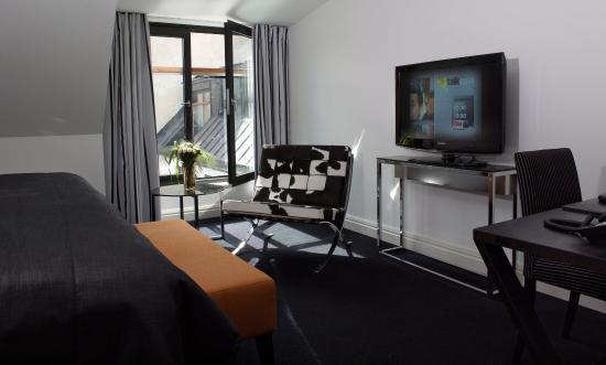 Fabian Hotel: Style room