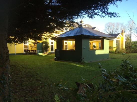Graiguenamanagh, Irlanda: BBQ hut