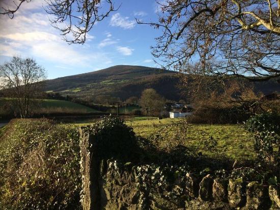 Graiguenamanagh, Irlanda: Stunning views of Brandon Hill