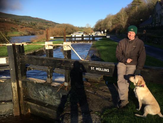 Graiguenamanagh, Irlanda: Lock at St Mullen