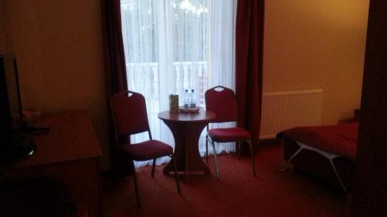 Jarnoltowek, Polen: Pokój w hotelu Carina