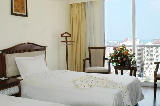 Harvest Seaview Hotel Sanya: Seaview Business Twin