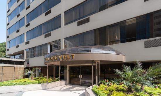 Roosevelt Hotel & Suites : Hotel Roosevelt San Isidro Lima Peru