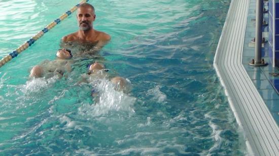 I trampolini foto di piscine termali columbus abano - Piscine columbus abano ...