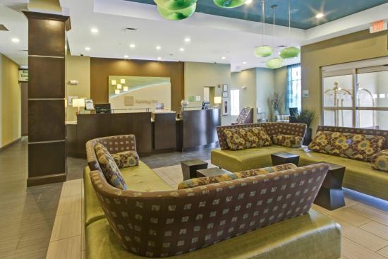 Christiansburg, VA: Hotel Lobby