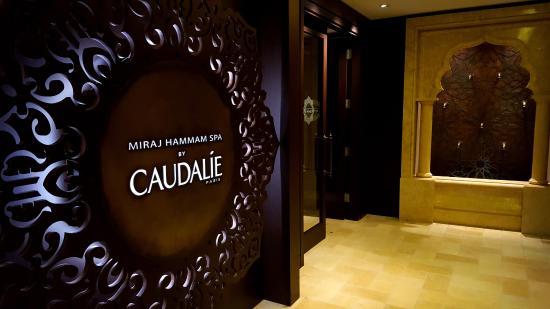 Miraj Hammam Spa by Caudalie: Entry to the Miraj Hammam Spa at the Shangri-La Hotel