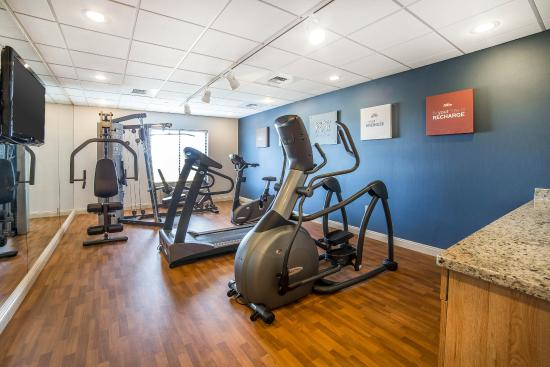Comfort Suites Helena: Fitness center