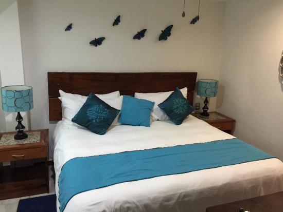 Hotel Casa Ticul: Room 26