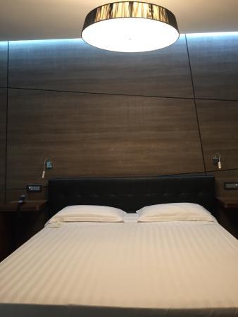 Berg Luxury Hotel: Dettaglio camera