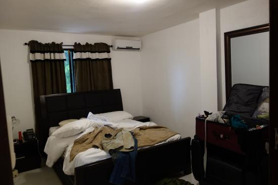 7 Stars Inn: Bedroom