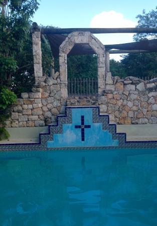 Hacienda Hotel Santo Domingo: Pool