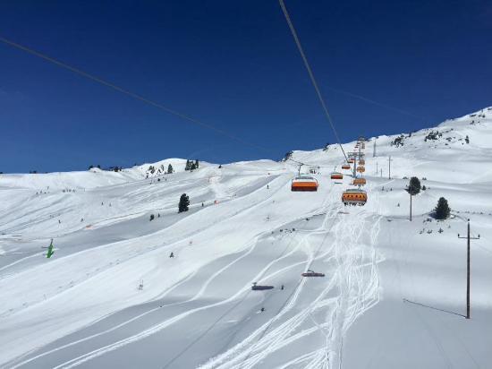 Apparthaus Hofer: Zell ski 1