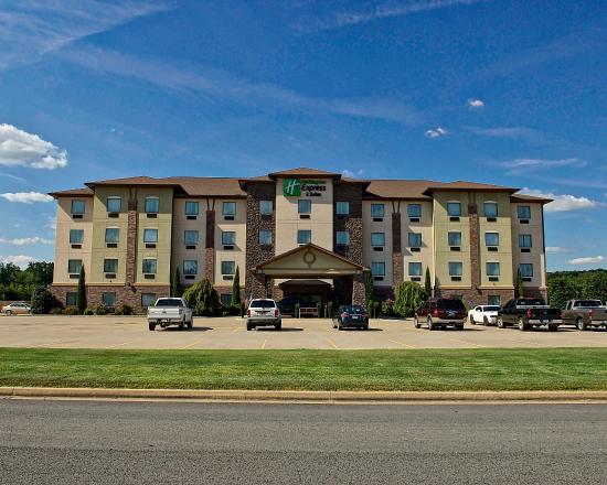 Heber Springs, AR: Hotel Exterior