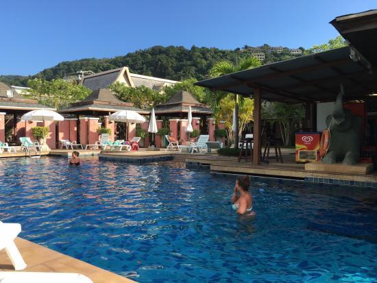 Phuket Kata Resort: Pool