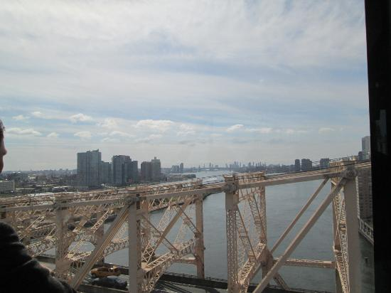 tram ride in the air picture of the roosevelt island tramway new rh tripadvisor ie
