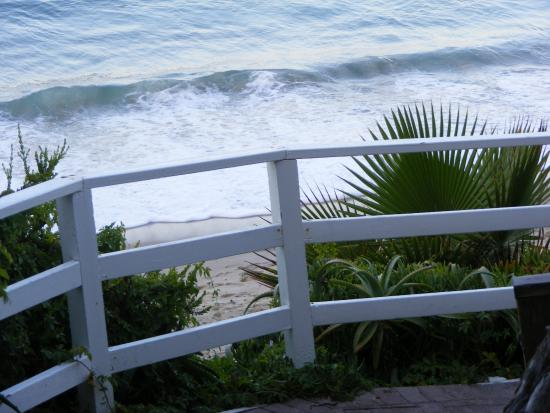 view from room 508 picture of laguna riviera beach. Black Bedroom Furniture Sets. Home Design Ideas