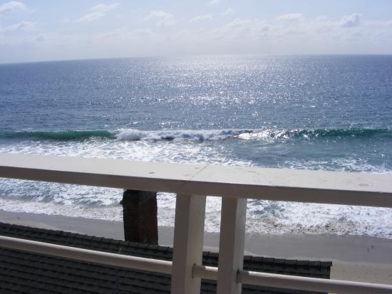 balcony picture of laguna riviera beach resort laguna. Black Bedroom Furniture Sets. Home Design Ideas