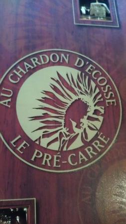 Foie de veau aux framboise photo de au chardon d 39 cosse annecy tripadvisor - Le chardon d ecosse ...