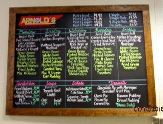 Arnold S Country Kitchen Of Green Hills Nashville Tn