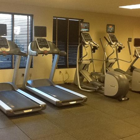 Carle Place, NY: fitness center