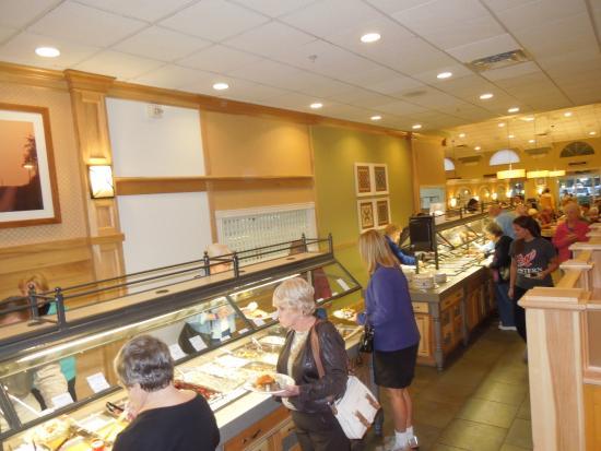 Der Dutchman Restaurant 2 Of 3 Buffet Stations