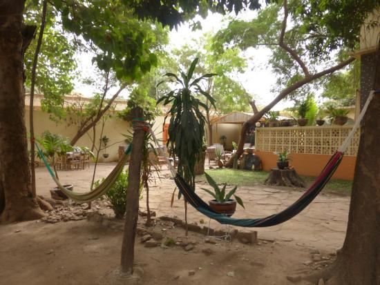 the sleeping camel  hammocks for guests hammocks for guests   picture of the sleeping camel bamako      rh   tripadvisor