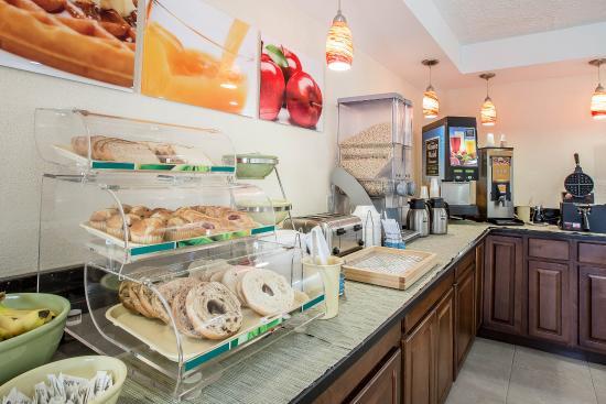 Quality Inn Dahlonega: GABkfast