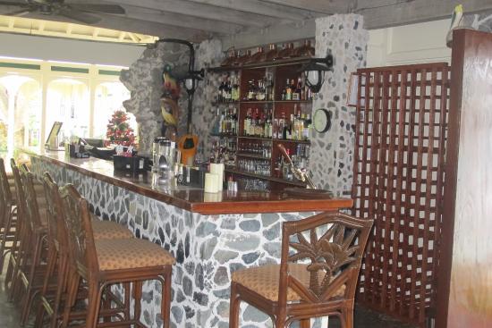 Sugar Mill Hotel: Bar