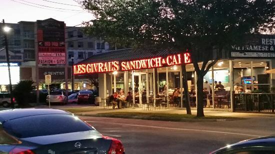 Les Givral's Sandwich & Cafe